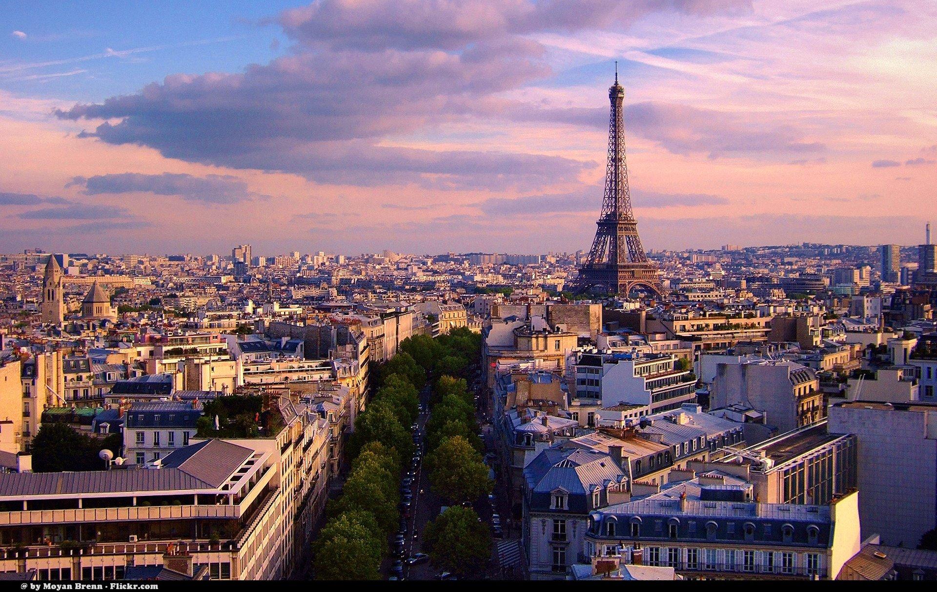 coppia a Parigi
