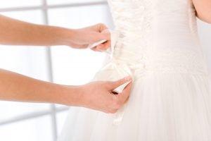 Donare il vestito da sposa