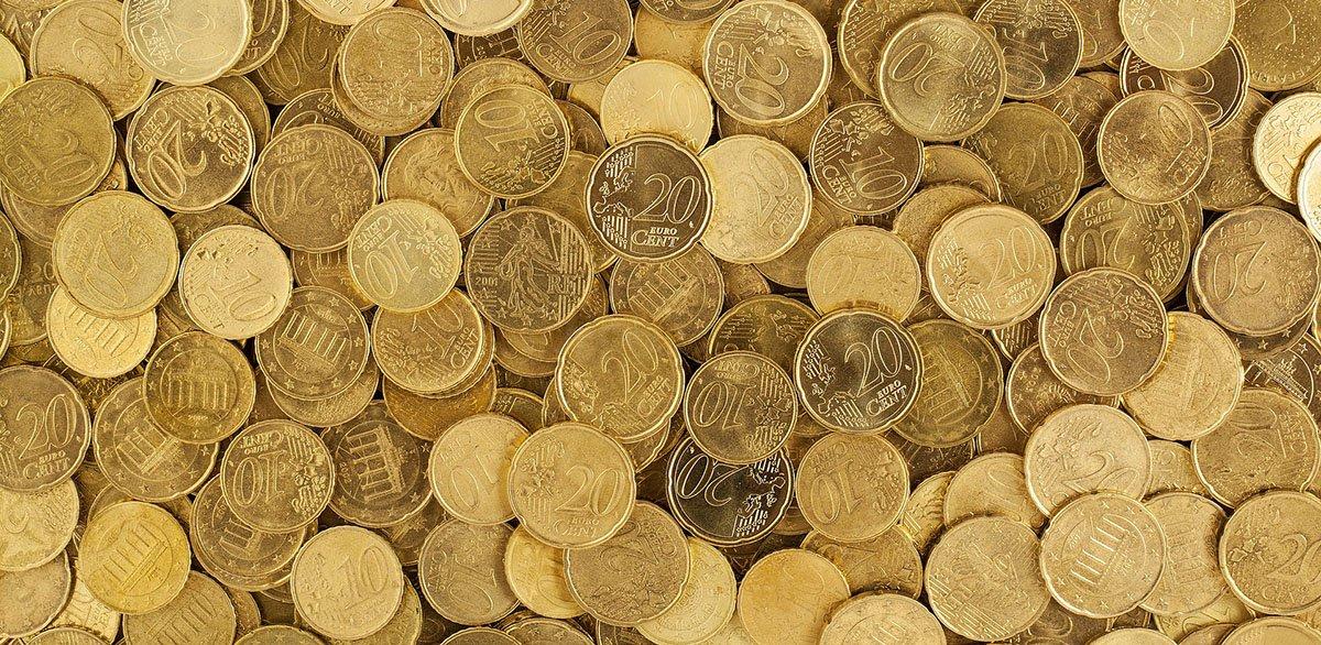 gestione dei soldi in coppia: monetine