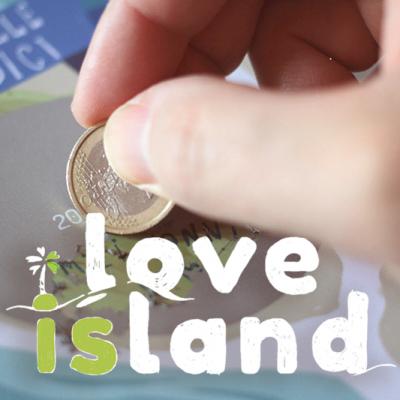 grattata banner love island
