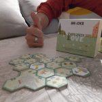 Composizione del gioco Evergreen Love