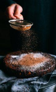 Dolce per la coppia: Cioccolato su torta