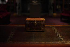 La cassetta di legno
